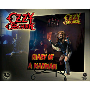 Ozzy Osbourne - Diary of a Madman 3D Vinyl Statue
