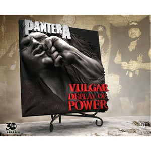 Pantera - Vulgar Display of Power 3D Vinyl Statue