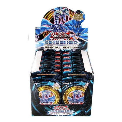 Yu-Gi-Oh - Generation Force Special Edition