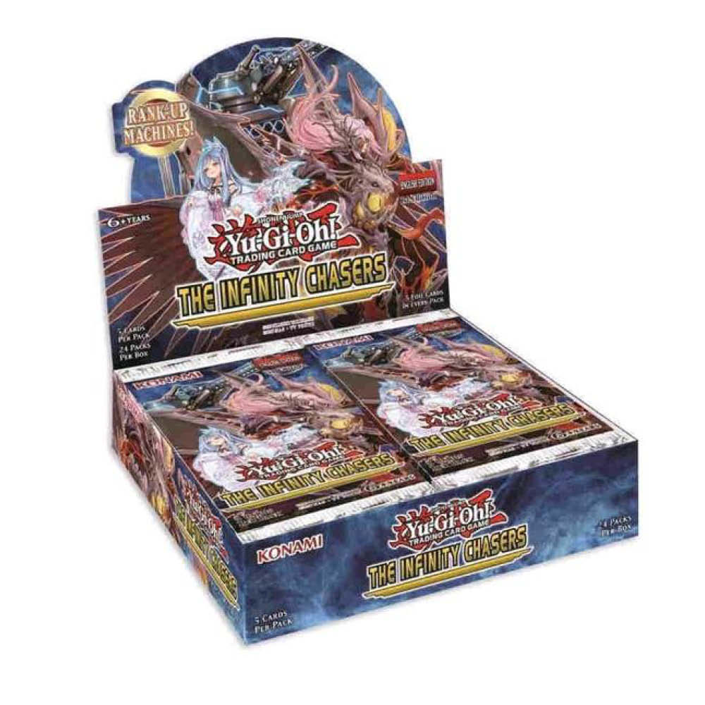 Yu-Gi-Oh! - The Infinity Chasers Booster Box
