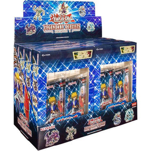 Yu-Gi-Oh! - Legendary Duelists Season 1 Boxed Set