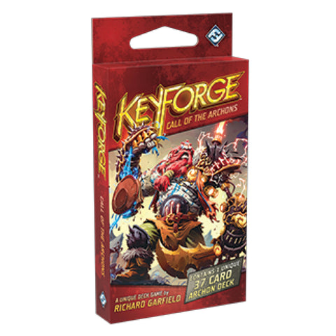 Keyforge Call of the Archons! Archons Deck