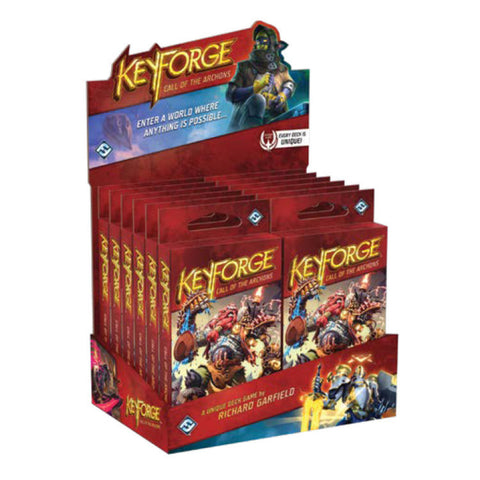 Image of Keyforge Call of the Archons! Archons Deck