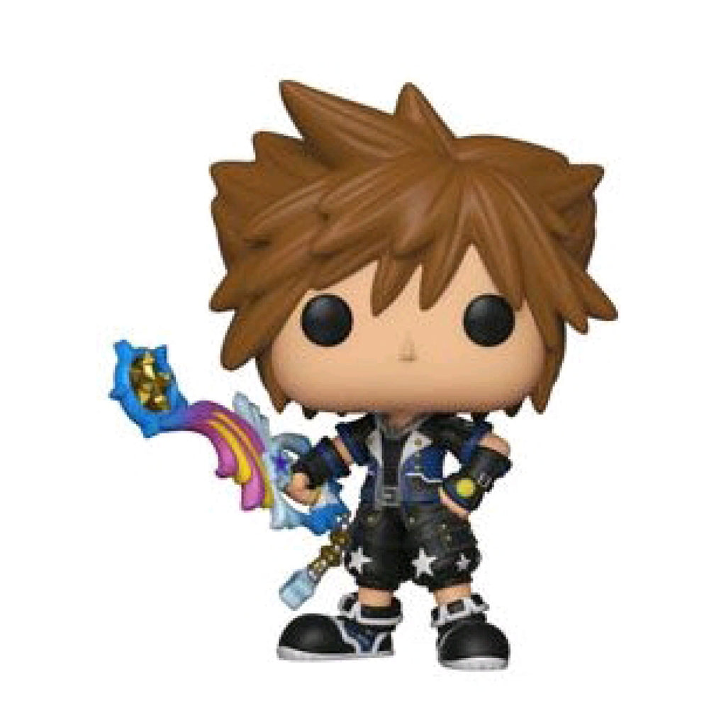 Kingdom Hearts III - Sora (Drive Form) US Exclusive Pop! Vinyl