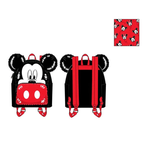 Mickey Mouse - Balloon Mini Backpack
