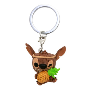 Lilo & Stitch - Tiki Stitch Scented US Exclusive Pop! Keychain [RS]