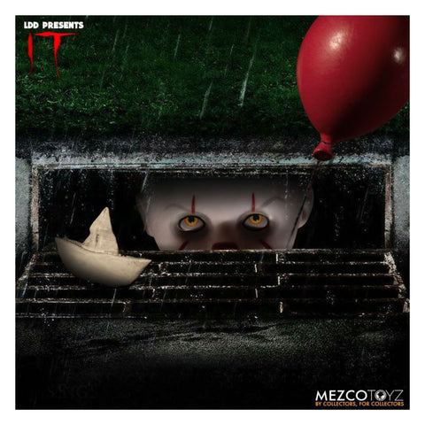 Image of Living Dead Dolls - Pennywise 2017