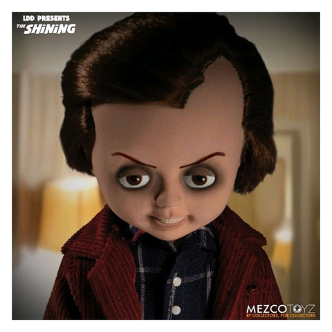 Image of Living Dead Dolls - The Shining Jack Torrance Doll