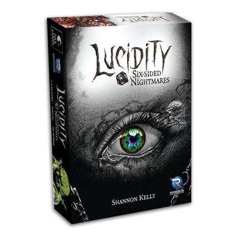 Image of Lucidity Six sided Nightmares
