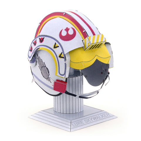 Image of Metal Earth Star Wars Luke Skywalker Helmet