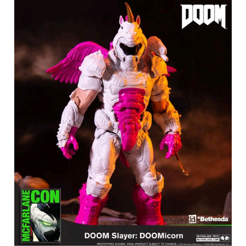 "Doom - Doomicorn Doom Slayer 7"" Action Figure"