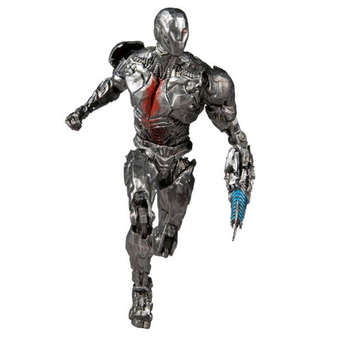 "Justice League Movie-Cyborg Face Shield 7"" Action Figure"