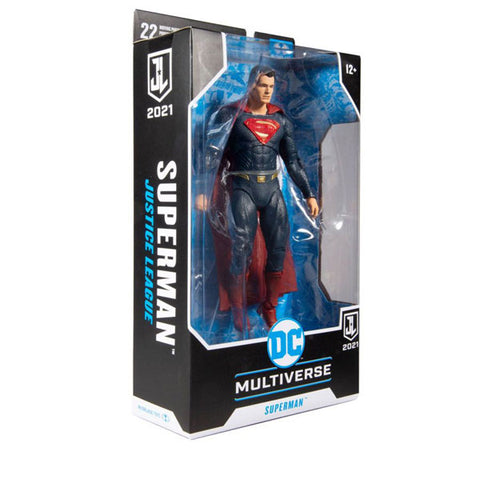 "Image of Justice League Movie - Superman 7"" Action Figure"