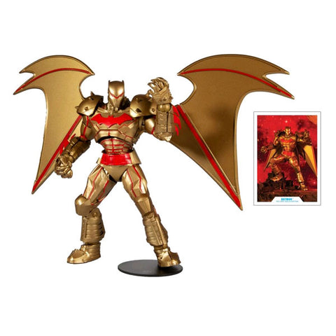 "Image of Batman - Hellbat Lunar New Year Gold Edition 7"" Action Figure"