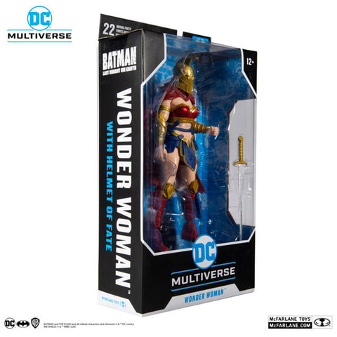 "Image of Wonder Woman - Last Knight on Earth 7"" Action Figure"