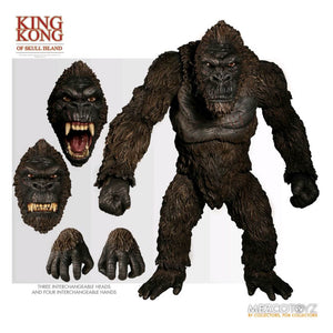 "King Kong: Skull Island - King Kong 18"" Action Figure"