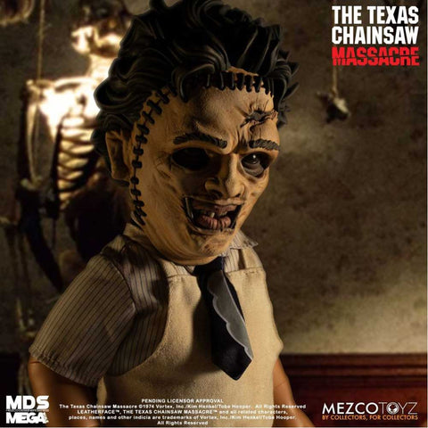 Texas Chainsaw Massacre - Leatherface Mega Figure