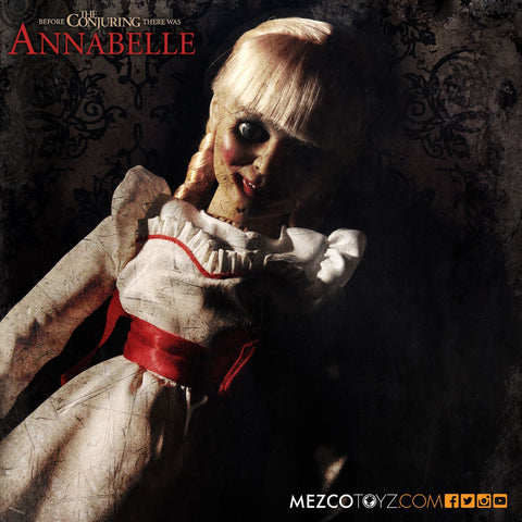 Image of The Conjuring - Annabelle Prop Replica