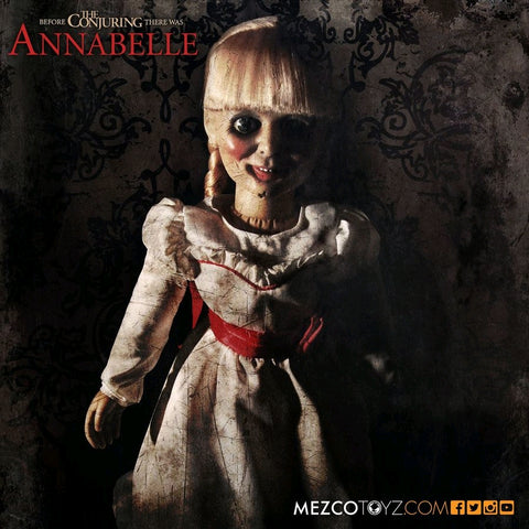 The Conjuring - Annabelle Prop Replica