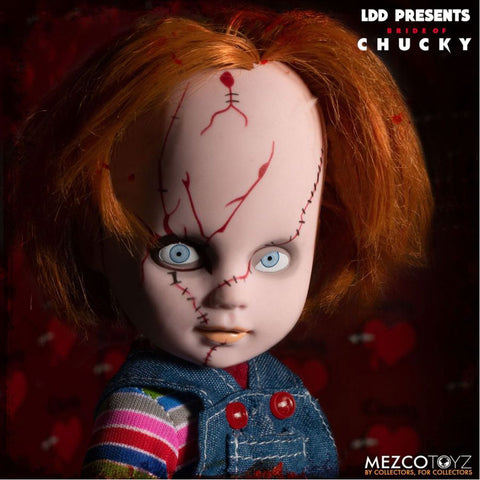Living Dead Dolls - Chucky & Tiffany 2-Pack
