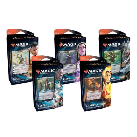 Image of Magic the Gathering - Core 2021 Planeswalker Decks