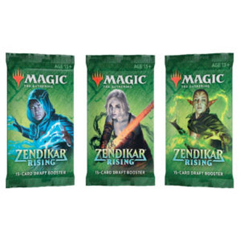 Magic Zendikar Rising Draft Booster Box