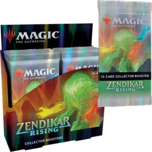 Magic - Zendikar Rising Collector Booster Box