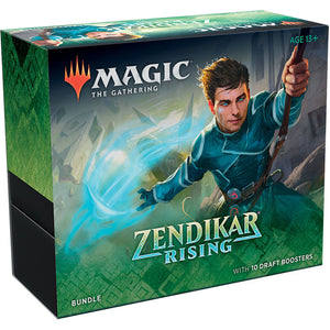 Magic - Zendikar Rising Bundle