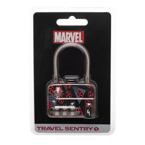 Marvel Deadpool Cable Lock