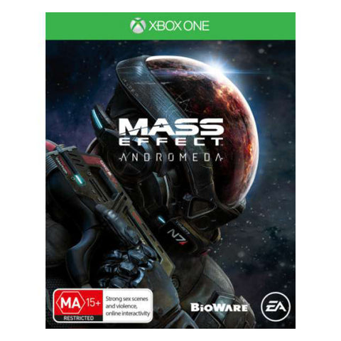 Mass Effect Andromeda New