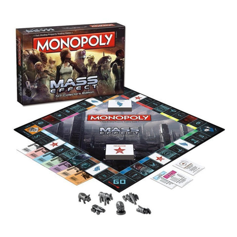 Image of Mass Effect Monopoly
