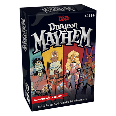 Dungeons And Dragons Dungeon Mayhem