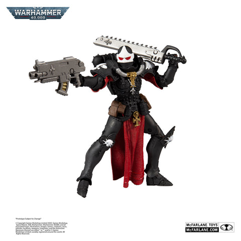 "Warhammer 40K - Adepta Sororitas Battle Sister 7"" Action Figure"