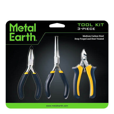 Metal Earth Model Tool Kit