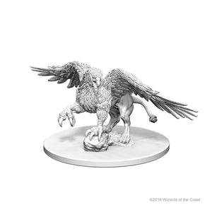 Dungeons And Dragons Unpainted Minis Griffon