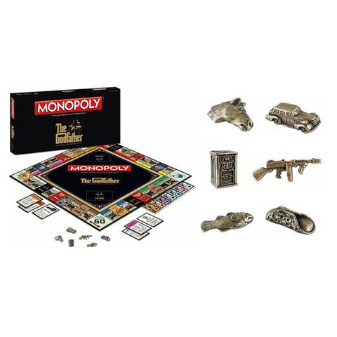 Image of Monopoly - The Godfather Edition