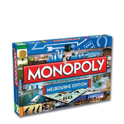 Image of Monopoly - Melbourne Edition
