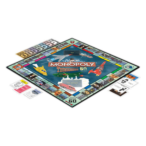 Image of Monopoly - Thunderbirds Edition