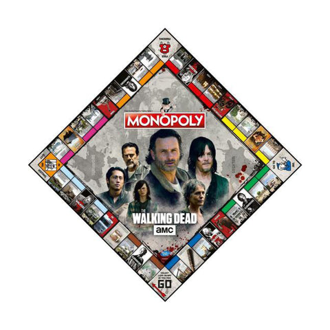Image of Monopoly - Walking Dead AMC Edition
