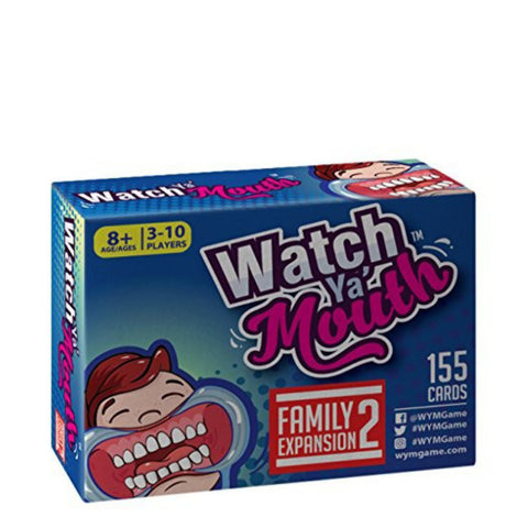 Image of Watch Ya Mouth Family Expansion Pack