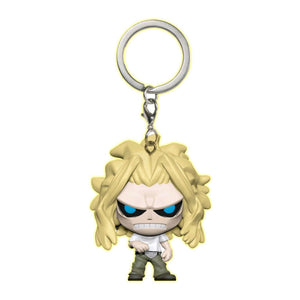 My Hero Academia - All Might Weakened Glow US Exclusive Pocket Pop! Keychain [RS]
