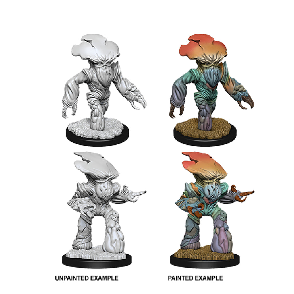 Dungeons & Dragons - Nolzur's Marvelous Unpainted Minis: Myconid Adults