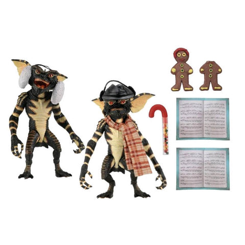 "Gremlins - Christmas Carol Gremlin #2 7"" Action Figure 2-pack"