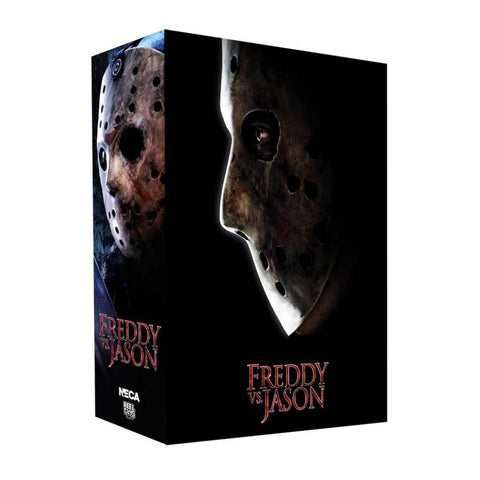 "Freddy vs Jason - 7"" Ultimate Jason Voorhees Action Figure"