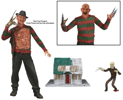 Image of Nightmare on Elm St - Freddy Dream Warriors 7""