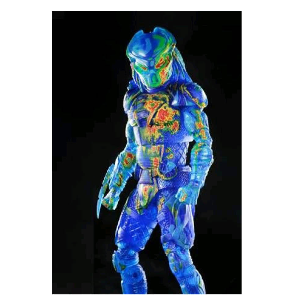 "The Predator - 7"" Thermal Vision Fugitive Figure"