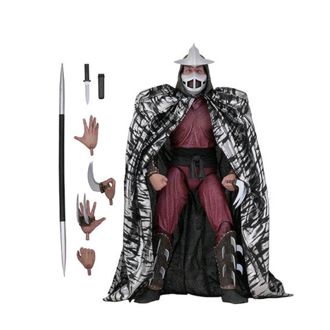 Teenage Mutant Ninja Turtles (1990) - Shredder 1:4 Scale Action Figure