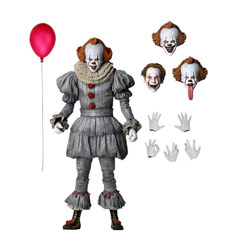"It Ch2 - Pennywise Ultimate 7"" Figure"