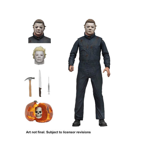 "Halloween 2 - Michael Myers Ultimate 7"" Action Figure"