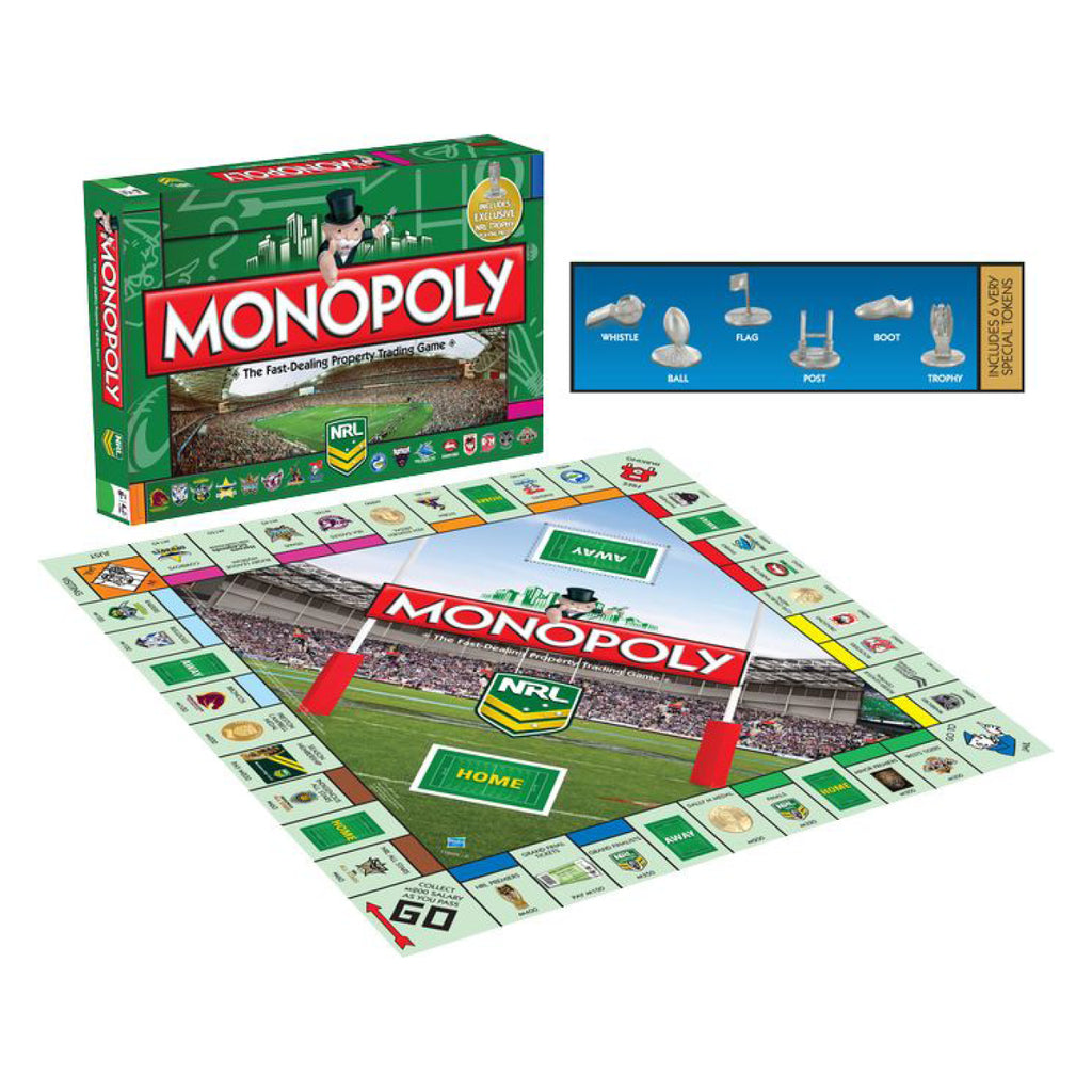NRL Monopoly - Refresh